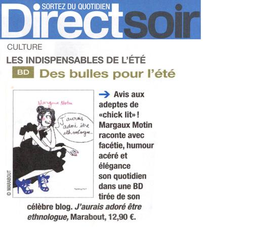 Direct soir